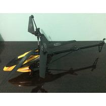 Helicóptero De Controle Remoto 3.5 Canais Fq777-563