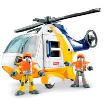 Imaginext Helicóptero Aventura - Mattel