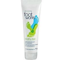 Creme De Hidratação Profunda Para Os Pés Avon Foot Works