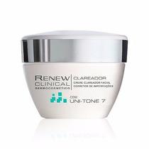 Avon Renew Clinical Uni-tone7 - Creme Clareador Facial 30g