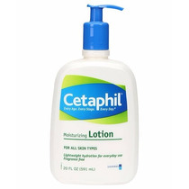 Cetaphil Moisturizing Lotion Pote Grande De 591g Zero!!!