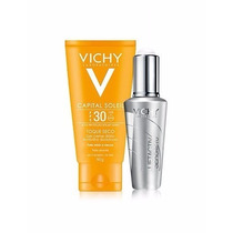 Kit Vichy Capital Soleil Fps 30 50g + Liftactiv Serum 10 Eye