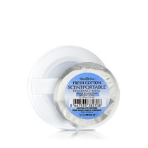 Bath And Body Works Refil Scentportable Fresh Cotton