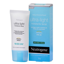 Neutrogena Ultra-light Hidratante Facial 55g