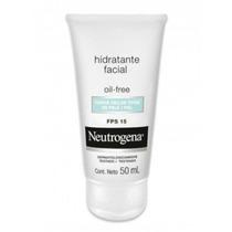 Hidratante Gel Creme Oil Free Fps 15 Neutrogena - 50ml
