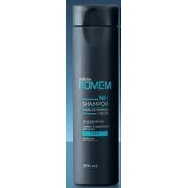 Natura Homem Shampoo 2x1 Cab Normais - 300ml