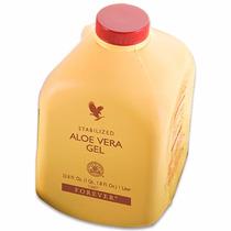 Aloe Vera Gel Forever Suco Babosa Natural Estomago Intestino