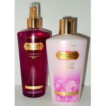 Kit Passionate Kisses Hidratante + Perfume Victoria