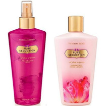 Kit 12 Pçs - Cremes + Body Splash Victoria´s Secret 250ml