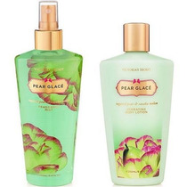 Kit Creme + Splash Pear Glace Victoria`s Secret 250ml
