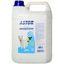 Astor Cães E Gatos Shampoo Branqueador – 5l _ Mundo Anima