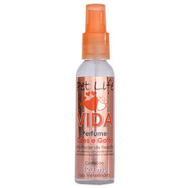 Perfume Vida Para Cães E Gatos - 120ml - Pet Life