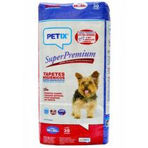 Tapete Higiênico Super Premium Com 30 Unidades _ Petix