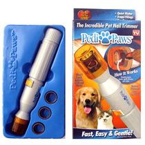 Lixadeira Cortador De Unha Para Cães & Gatos - Lixa Premium