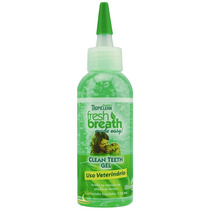 Tropiclean Clean Teeth Gel 118ml- Remoção Tártaro Cães Gatos