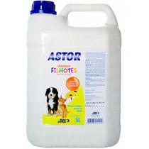 Astor Cães E Gatos Shampoo Filhotes 5l _ Mundo Animal
