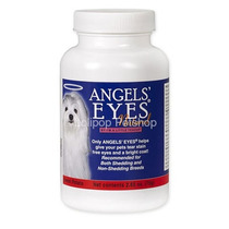 Angels Eyes 75g Cão Cachorro Tira Mancha Lagrima Batata Doce