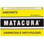 Sabonete Matacura Sarnicida 80g ( Carioca Rações )