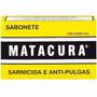 Matacura Sabonete Sarnicida Anti Pulgas Carrapatos 80g