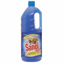 Desinfetante Cachorro Eliminador De Odores Sanol 2l #n2mz
