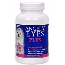 Angels Eyes 75g Carne Plus Cão Cachorro Tira Mancha Lagrima