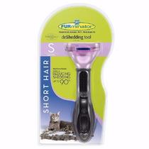 Furminator Para Gatos - Pelo Curto - Pequeno 100% Original