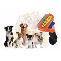 Escova Furminator Para Cães De Pelos Curtos M