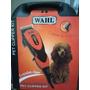 Maquina Tosa Wahl Pet Clipper Kit -pet 2505 110v Com Maleta