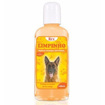 Higienizador Ouvidos Cães Limpinho Snout Pet Shop 140ml