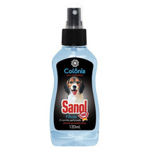 Colonia Filhote 120ml Sanol Dog