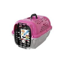 Caixa Transporte Cachorros Cães Gatos Panther N 4 Até 18kg