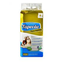 Tapete Higiênico Tapecão Super Premium 80 X 60cm - 30 Unid
