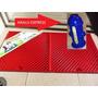 Sanitário Vermelho Canino Magic Pipi + Hidrante + Xixi Aqui