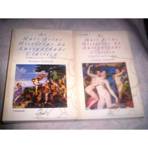 As Mais Belas Historias Da Antiguidade Clássica 2 Volumes