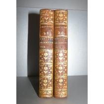 Ano 1785 - Voltaire - Annales De L´ Empire - Bela Edição