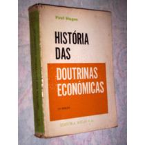 Historia Das Doutrinas Econômicas Paul Hugon