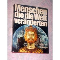 Livro As Pessoas Que Mudaram O Mundo Biografias Ilustrada