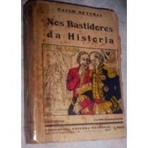 Nos Bastidores Da Historia Paulo Setubal 1 Edição 1928