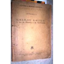 Galileu Galilei Jose Bernard S J 1955