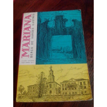 Livro Mariana Berço De Varões Ilustres- Luis Sartorelli Bovo