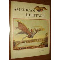 Livro História Da América Antigo Anos 60 Ilustrado Inglês