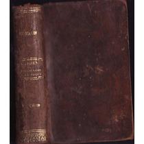 Dicionário Geográfico Vosgien Com 4 Mapas 1852 Francês