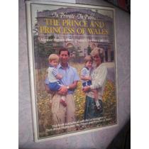 Príncipe E Princesa De Gales Na Intimidade E Em Publico 1986
