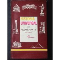 História Universal Volume 2 - Césare Cantú