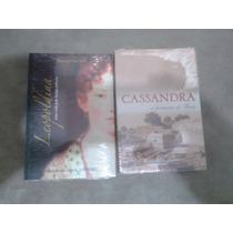 Leopoldina / Cassandra - 2 Livros De Bolso Novos E Lacrado