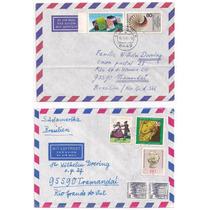 Alemanha - Envelopes Circulados - Várias Épocas!!!