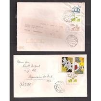 Brasil - Envelopes Circulados - Várias Épocas!!