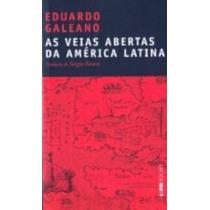 Livro As Veias Abertas Da America Latina De E.galeano - Novo