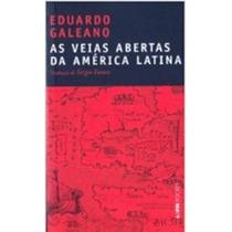 As Veias Abertas Da América Latina Livro Eduardo Galeano Nor