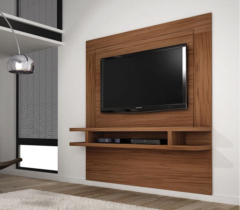 Painel Tv Sala De Estar ~ Home Painel P Tv Bethoven Com Suporte Sala De Estar Benetil  R$ 489